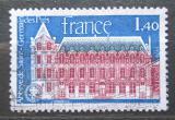 Poštovní známka Francie 1979 Opatství Saint-Germain-des-Prés Mi# 2147