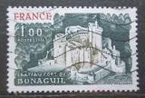 Poštovní známka Francie 1976 Zámek Bonaguil Mi# 1976