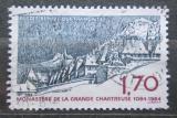 Poštovní známka Francie 1984 Klášter v Grande Chartreuse Mi# 2457