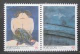 Poštovní známky Azory 1993 Evropa CEPT, moderní umění Mi# 434-35 Kat 5€