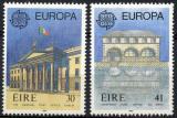 Poštovní známky Irsko 1990 Evropa CEPT, pošty Mi# 716-17