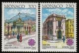 Poštovní známky Monako 1990 Evropa CEPT, pošty Mi# 1961-62
