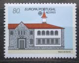 Poštovní známka Azory 1990 Evropa CEPT, pošta Mi# 409