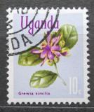 Poštovní známka Uganda 1969 Grewia similis Mi# 106