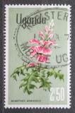 Poštovní známka Uganda 1969 Acanthus arboreus Mi# 116