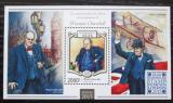 Poštovní známka Niger 2015 Winston Churchill Mi# Block 398 Kat 8€