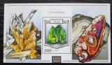 Poštovní známka Niger 2015 Minerály Mi# Block 422 Kat 12€