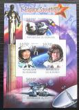 Poštovní známky Burundi 2012 Sovětští kosmonauti neperf. Mi# 2426-29 B