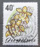 Poštovní známka Guyana 1972 Scuticaria steelii Mi# 404