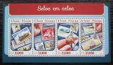 Poštovní známky Svatý Tomáš 2016 Filatelie Mi# 6871-74 Kat 12€
