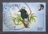 Poštovní známka Lesotho 1988 Oenanthe monticola Mi# 685 A