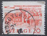 Poštovní známka Švédsko 1963 Hammarby Mi# 511 A