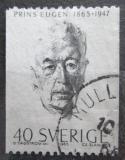 Poštovní známka Švédsko 1965 Princ Evžen Mi# 536 C