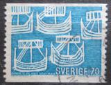 Poštovní známka Švédsko 1969 NORDEN, plachetnice Mi# 630 A