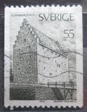 Poštovní známka Švédsko 1970 Hrad Glimmingehus Mi# 681 C