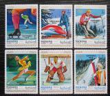 Poštovní známky Manáma 1970 ZOH Sapporo Mi# 354-59 Kat 8€