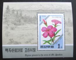 KLDR 1994 Alpinské rostliny Mi# Block 300 - zvìtšit obrázek