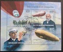 Poštovní známky SAR 2013 Vzducholodì Mi# 4062-65 Kat 16€