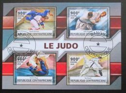 Poštovní známky SAR 2016 Judo Mi# 6350-53 Kat 16€ - zvìtšit obrázek