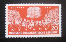 DDR 1961 Socialistická strana SED Mi# 821