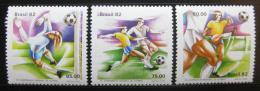 Brazílie 1982 MS ve fotbale Mi# 1873-75