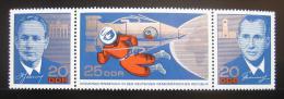 DDR 1965 Ruští astronauti Mi# 1138-40