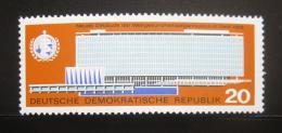DDR 1966 Ústøedí WHO Mi# 1178
