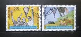 Kamerun 1979 Lety balónem Mi# 919-20