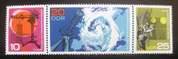 DDR 1968 Meteorologická observatoø Mi# 1343-45