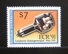 Rakousko 1991 Kongres rádiologù Mi# 2037