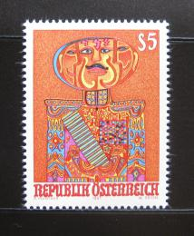 Rakousko 1991 Moderní umìní, Rudolf Pointner Mi# 2045