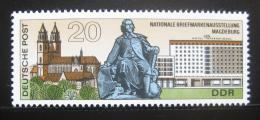 Poštovní známka DDR 1969 Výstava známek Mi# 1513