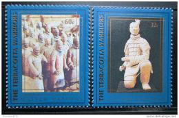 Poštovní známky OSN New York 1997 Váleèníci Mi# 748-49