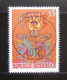 Poštovní známka Rakousko 1991 Moderní umìní Mi# 2045