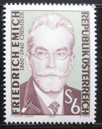 Poštovní známka Rakousko 1990 Friedrich Emich Mi# 1981