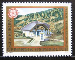 Poštovní známka Rakousko 1990 Evropa CEPT, Pošta Ebene Reichenau Mi# 1989