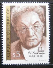 Poštovní známka Rakousko 1990 Joseph F. Perkonig, básník Mi# 2000