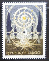 Poštovní známka Rakousko 1989 Moderní umìní, Ernst Steiner Mi# 1972