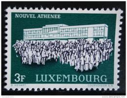 Poštovní známka Lucembursko 1964 Vzdìlávací centrum Mi# 699
