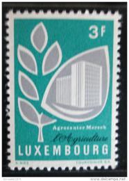 Poštovní známka Lucembursko 1969 Zemìdìlství Mi# 795