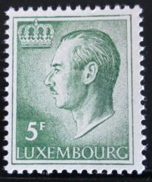 Poštovní známka Lucembursko 1971 Vévoda Jean Mi# 830