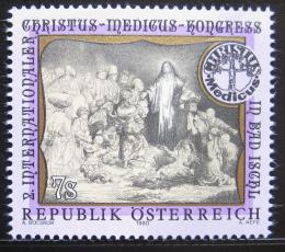 Poštovní známka Rakousko 1989 Lékaøský kongres Mi# 1994