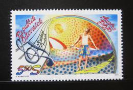 Poštovní známka Rakousko 1993 Umìní, Rainhard Fendrich Mi# 2092