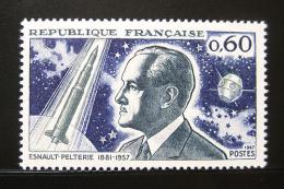 Poštovní známka Francie 1967 Robert Esnault-Pelterie Mi# 1583