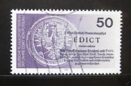 Poštovní známka Západní Berlín 1985 Postupimská dohoda Mi# 743