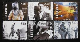 Poštovní známky Libérie 2008 Letectví Mi# 5408-13