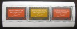 Poštovní známka Nizozemí 1966 Komise pro ICEM Mi# Block 4