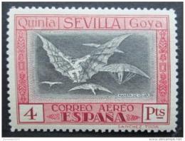 Poštovní známka Španìlsko 1930 Fantazie letu Mi# 491