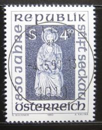 Poštovní známka Rakousko 1990 Opatství Seckau Mi# 1988