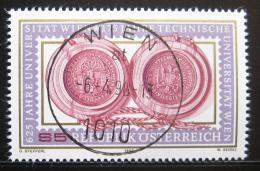 Poštovní známka Rakousko 1990 Univerzitní peèetì Mi# 1984